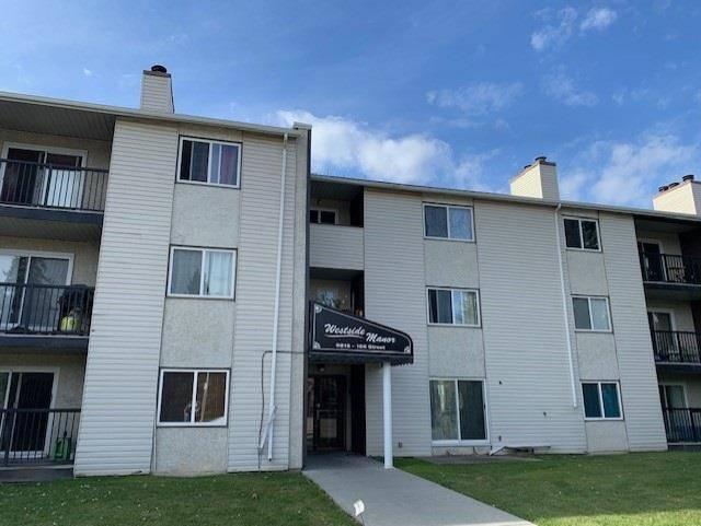Condo for sale at 9816 156 St Nw Unit 110 Edmonton Alberta - MLS: E4181789