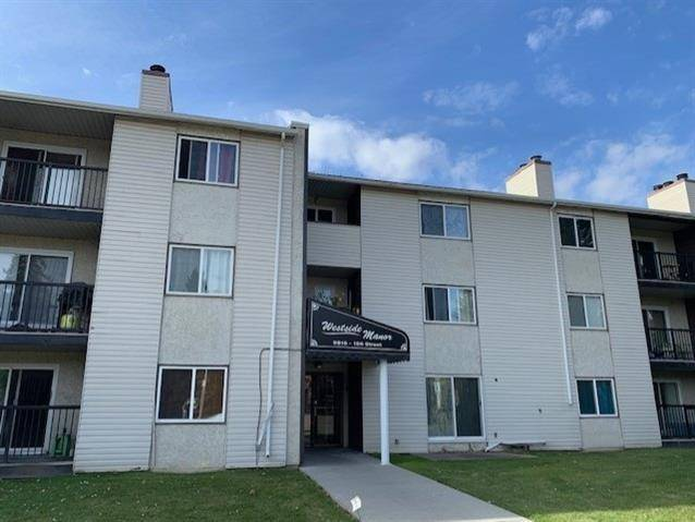 Condo for sale at 9816 156 St Nw Unit 110 Edmonton Alberta - MLS: E4192374