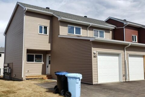 Townhouse for sale at 110 Alderwood  Dr Fort Mcmurray Alberta - MLS: A1051983
