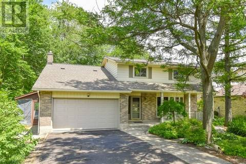 House for sale at 110 Amos Ave Waterloo Ontario - MLS: 30747699