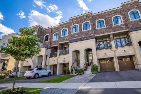 Townhouse for sale at 110 Arianna Cres Vaughan Ontario - MLS: N4922035