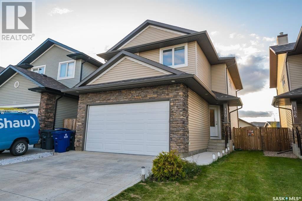 House for sale at 110 Ashworth Cres Saskatoon Saskatchewan - MLS: SK793711