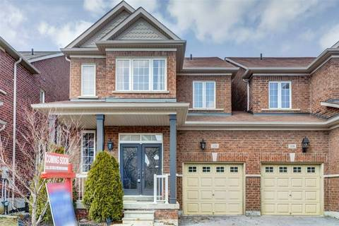 Townhouse for sale at 110 Begonia Cres Brampton Ontario - MLS: W4389173