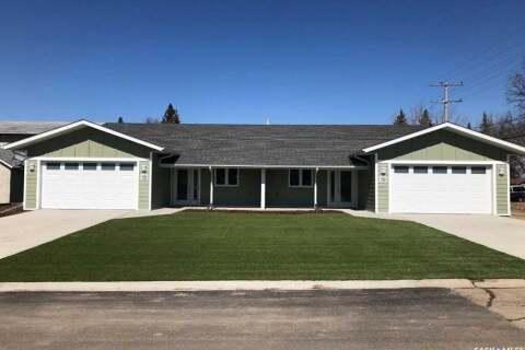 Townhouse for sale at 110 Blackstock St Strasbourg Saskatchewan - MLS: SK808422