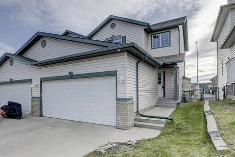 Townhouse for sale at 110 Bow Ridge Dr Cochrane Alberta - MLS: C4286088