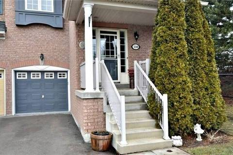 Townhouse for rent at 110 Burgess Cres Newmarket Ontario - MLS: N4551540
