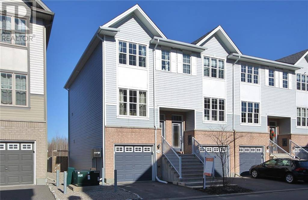 Townhouse for sale at 110 Caithness Pt Ottawa Ontario - MLS: 1188040
