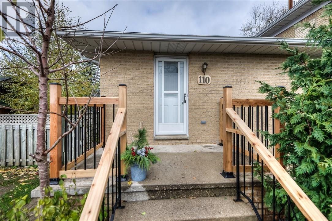 Removed: 110 Charlotta Street, Baden, ON - Removed on 2018-11-15 04:48:20