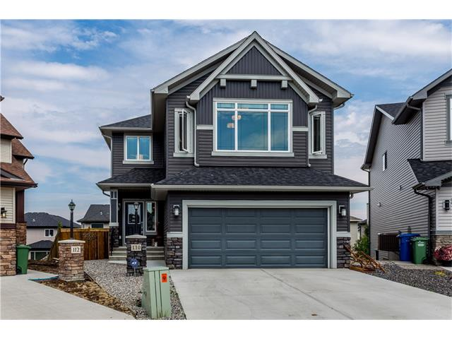 For Sale: 110 Cimarron Springs Bay, Okotoks, AB | 3 Bed, 4 Bath House for $539,900. See 25 photos!