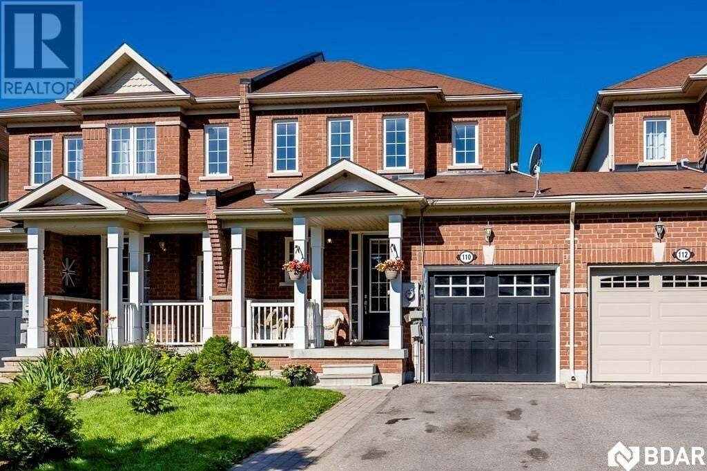 Townhouse for sale at 110 Collier Cres Angus Ontario - MLS: 30822385