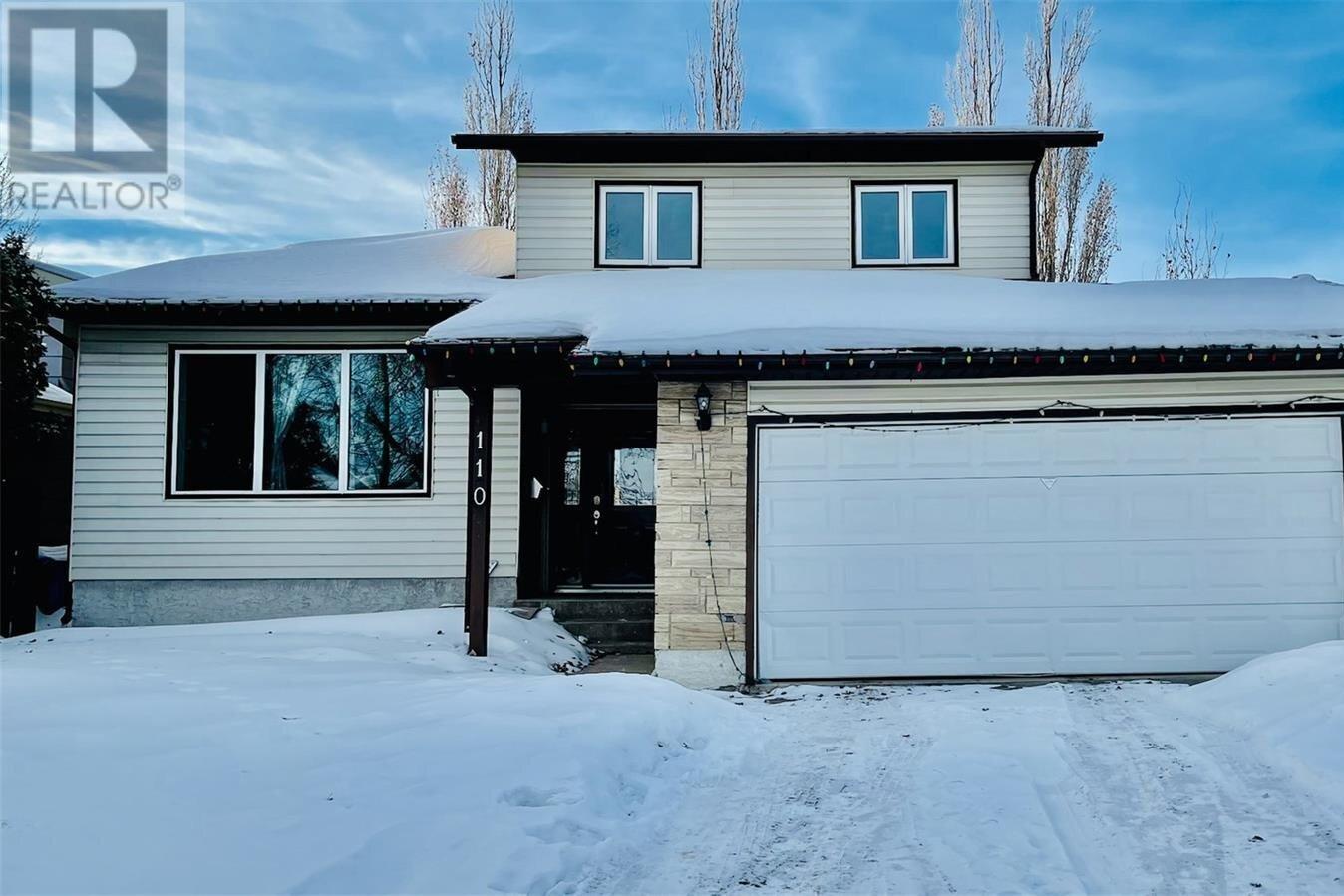 House for sale at 110 Delayen Cres Saskatoon Saskatchewan - MLS: SK838707