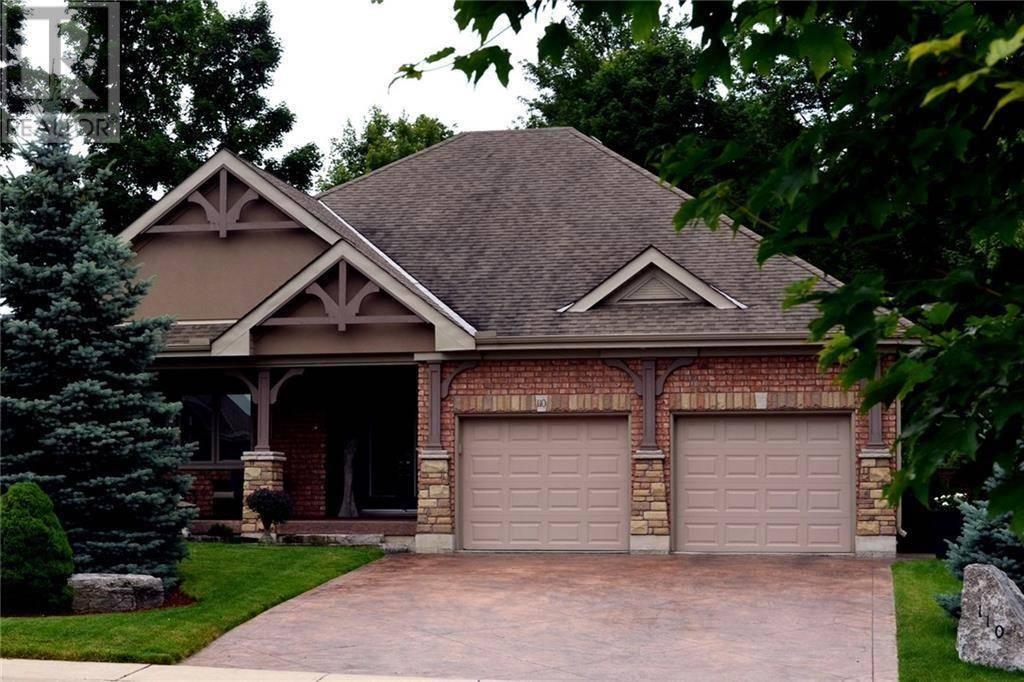 House for sale at 110 Donjon Blvd Port Dover Ontario - MLS: 30794698
