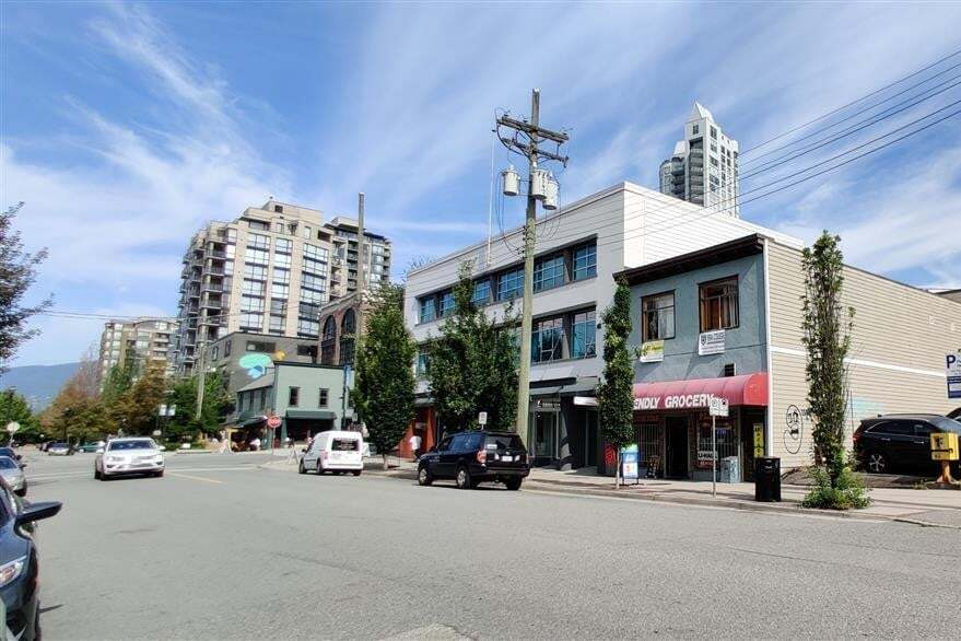 Commercial property for sale at 110 1st St East North Vancouver British Columbia - MLS: C8033672