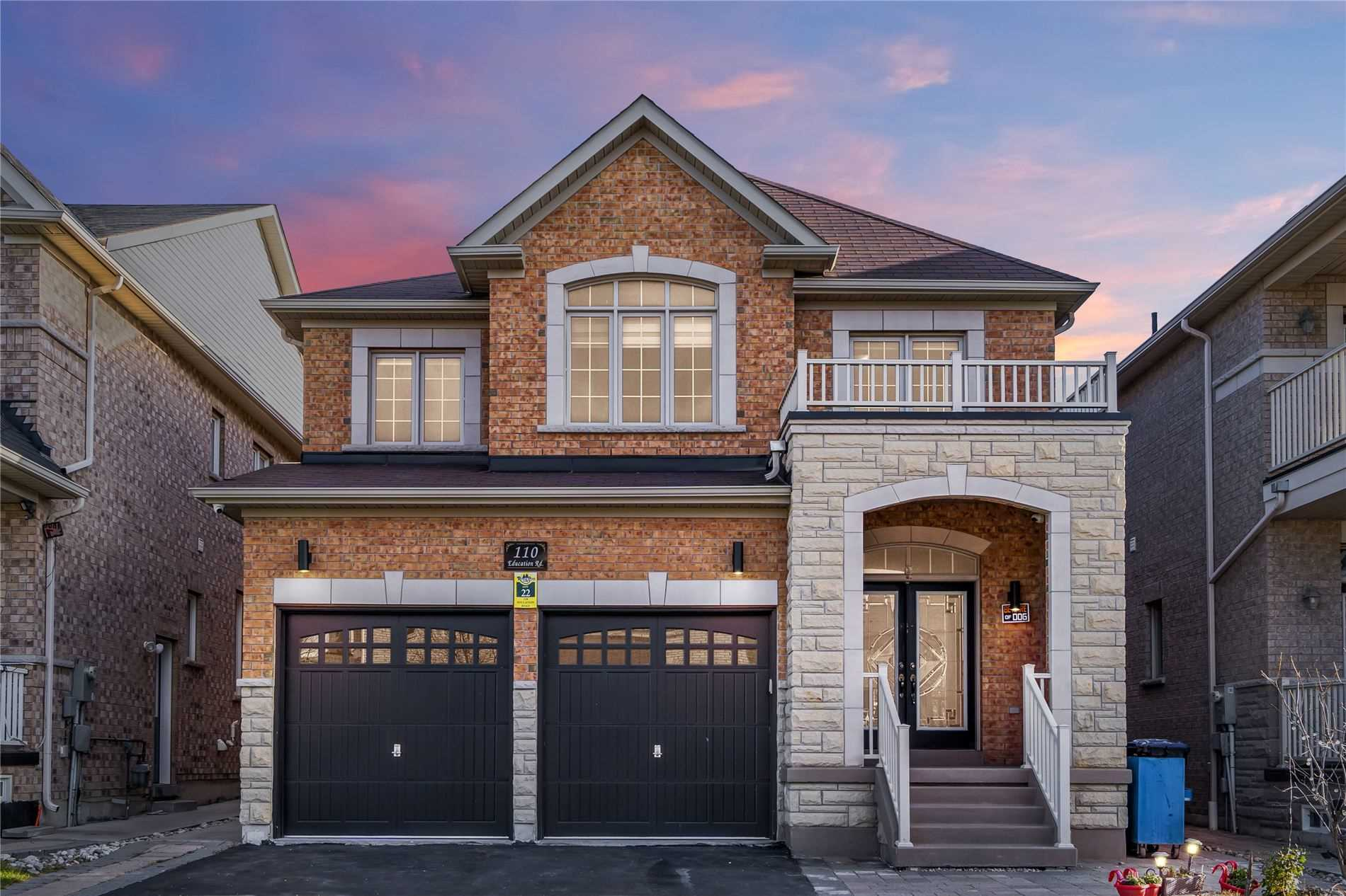 For Sale: 110 Education Road, Brampton, ON | 4 Bed, 5 Bath House for $1075000.00. See 39 photos!
