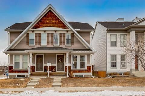 Townhouse for sale at 110 Elgin Meadows Garden(s) Southeast Calgary Alberta - MLS: C4292525