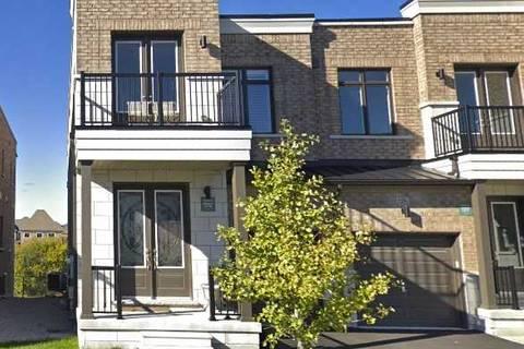 Townhouse for sale at 110 Elyse Ct Aurora Ontario - MLS: N4596251