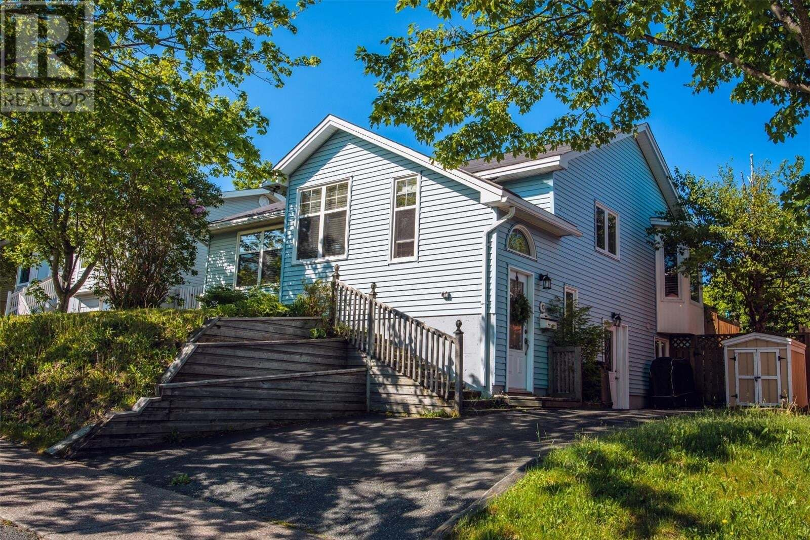 House for sale at 110 Ennis Ave St. John's Newfoundland - MLS: 1214043