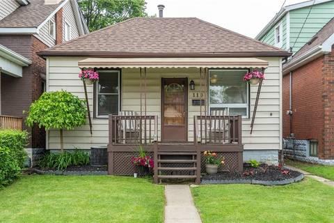 House for sale at 110 Fairfield Ave N Hamilton Ontario - MLS: H4056155