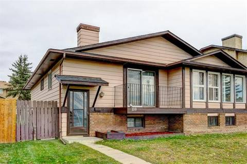 Townhouse for sale at 110 Falwood Cres Northeast Calgary Alberta - MLS: C4273274