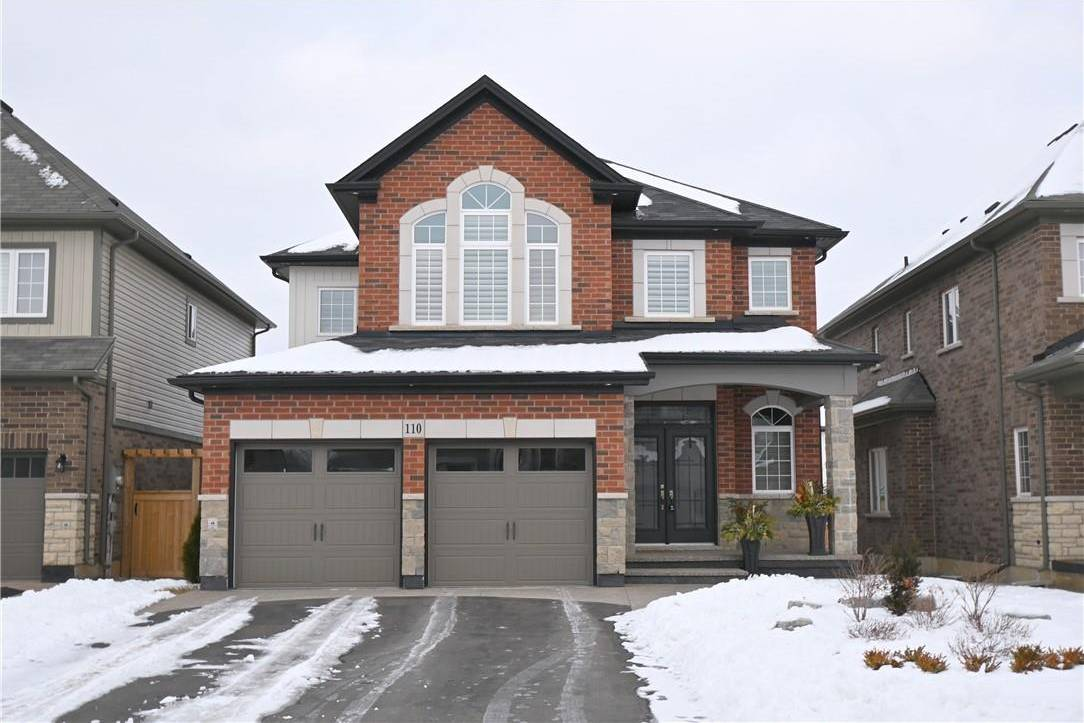 House for sale at 110 Greti Dr Glanbrook Ontario - MLS: H4070918