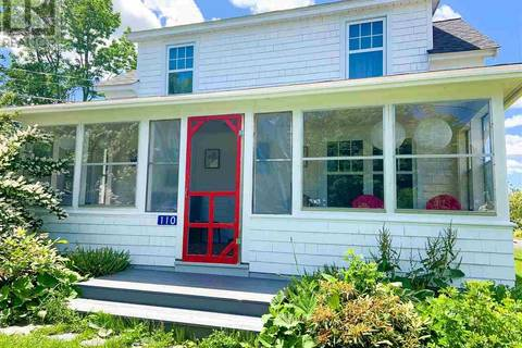 House for sale at 110 Highland Ave Wolfville Nova Scotia - MLS: 201916833