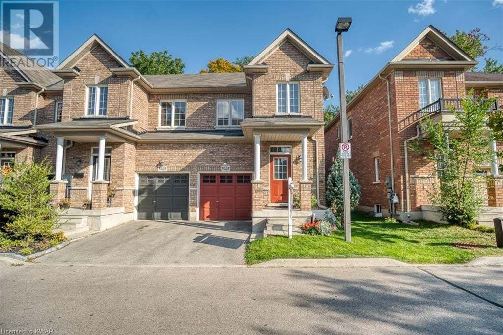 Townhouse for sale at 110 Highland Rd East Kitchener Ontario - MLS: 40026095