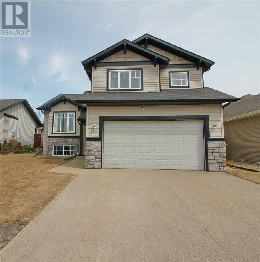 House for sale at 110 Ivany Cs Red Deer Alberta - MLS: ca0189917