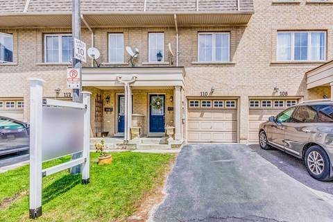 Townhouse for sale at 110 Jenkinson Wy Toronto Ontario - MLS: E4484013