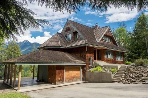 House for sale at 110 Lake St Kaslo British Columbia - MLS: 2438213