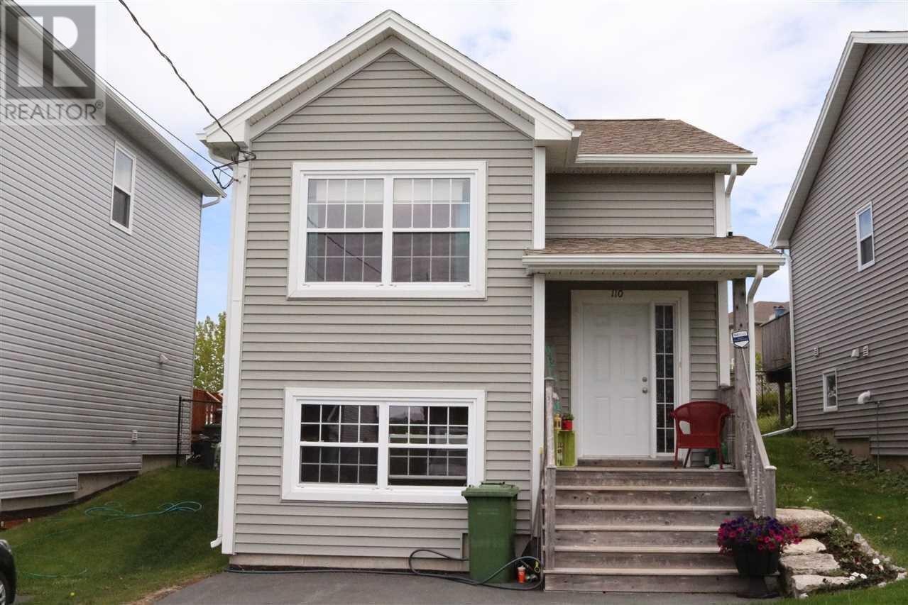House for sale at 110 Lier Rdge Halifax Nova Scotia - MLS: 202010442