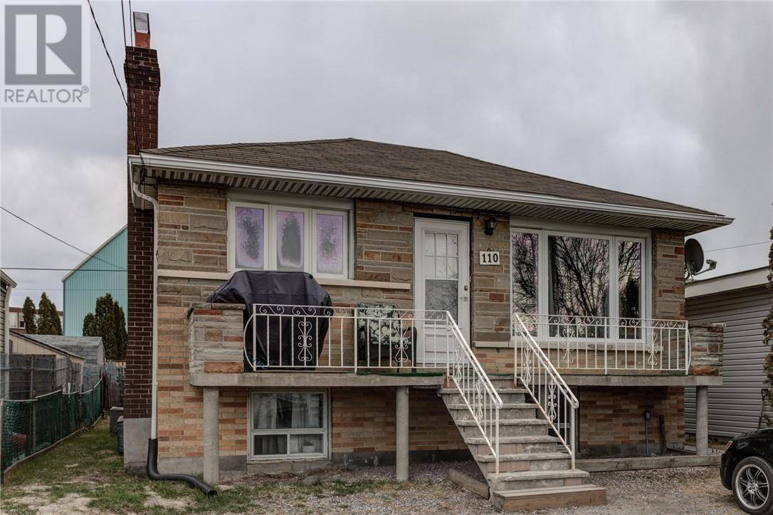 House for sale at 110 Logan  Sudbury Ontario - MLS: 2085197