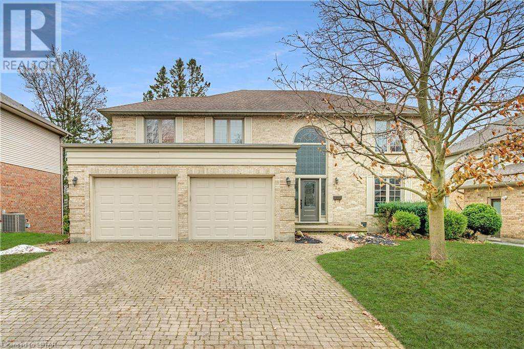 House for sale at 110 Longview Ct London Ontario - MLS: 234915