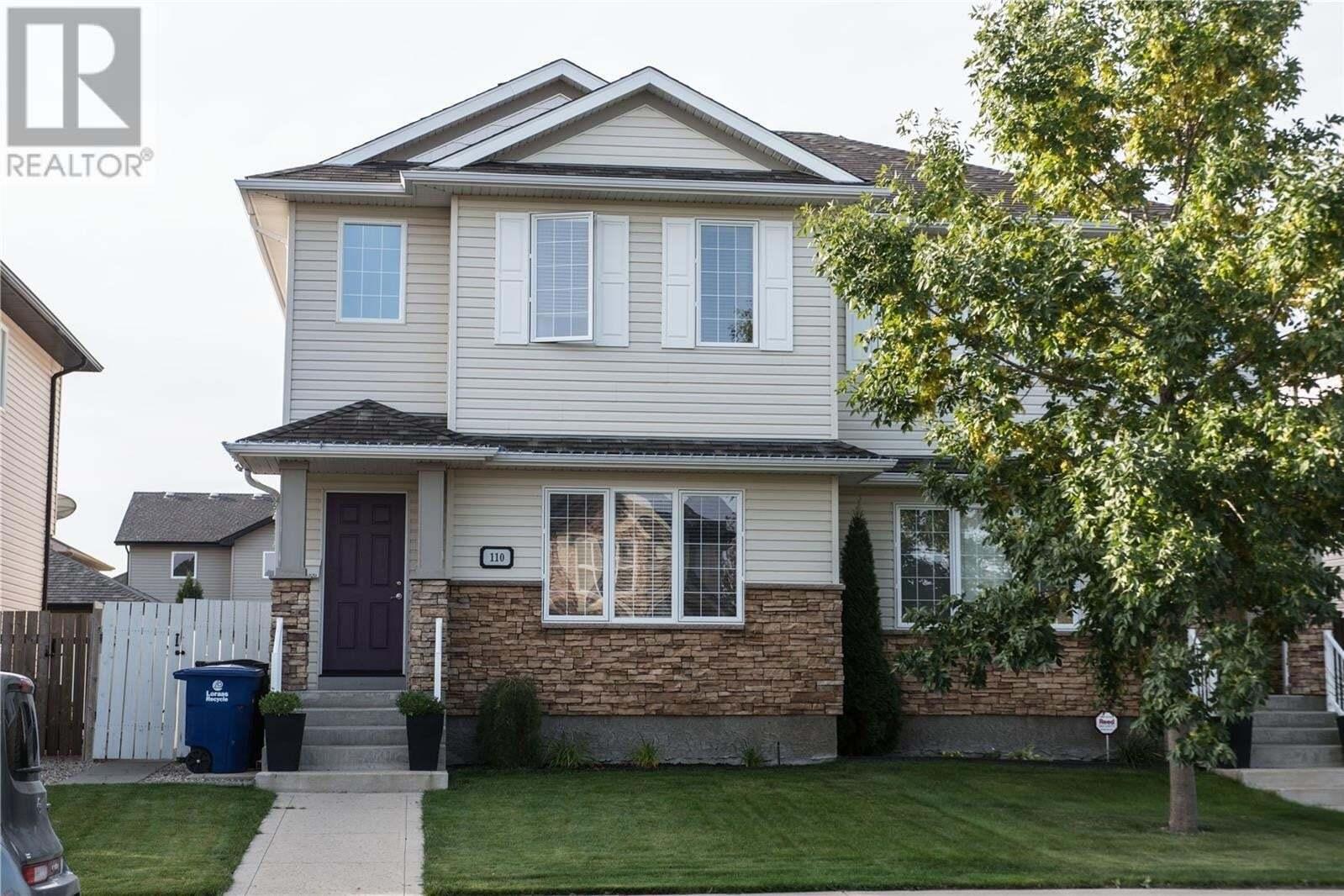 House for sale at 110 Lynd Cres Saskatoon Saskatchewan - MLS: SK827319