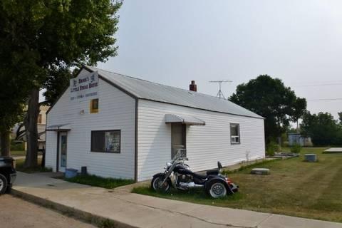 Commercial property for sale at 110 Main St Brock Saskatchewan - MLS: SK803336