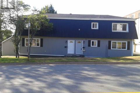 Townhouse for sale at 110 Main St Fairview Nova Scotia - MLS: 201909748