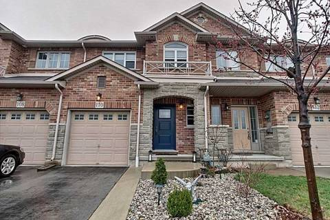 Townhouse for sale at 110 Marina Point Cres Hamilton Ontario - MLS: X4426843