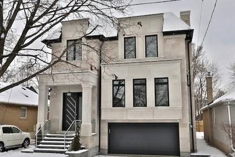 House for sale at 110 Mcgillivray Ave Toronto Ontario - MLS: C4541969