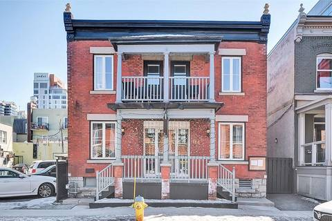 Townhouse for sale at 110 Murray St Ottawa Ontario - MLS: 1145572