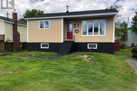 House for sale at 110 Park Ave Mount Pearl Newfoundland - MLS: 1197620