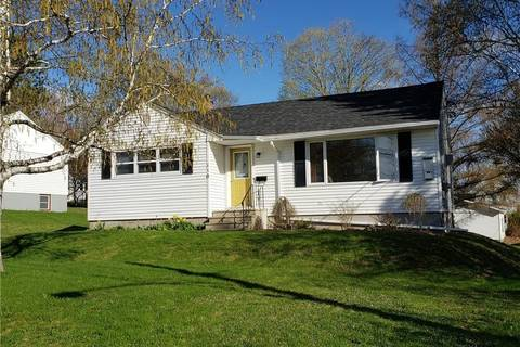 House for sale at 110 Poole St Woodstock New Brunswick - MLS: NB023447