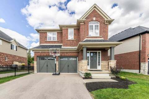 House for sale at 110 River Ridge St Kitchener Ontario - MLS: X4924498