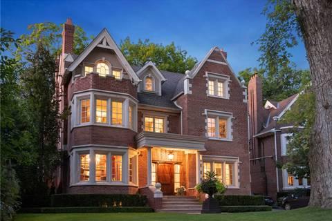 House for sale at 110 Roxborough Dr Toronto Ontario - MLS: C4698579