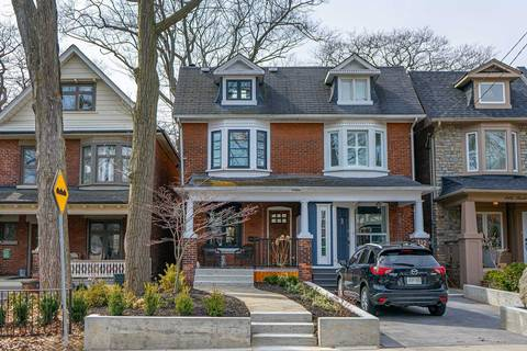 Townhouse for sale at 110 Scarborough Rd Toronto Ontario - MLS: E4733387