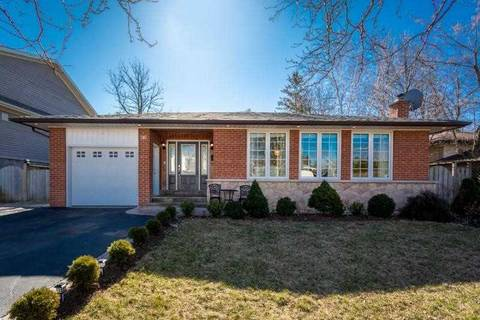 House for sale at 110 Sewell Dr Oakville Ontario - MLS: W4730320