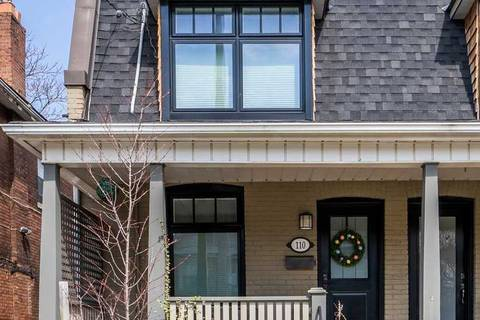 Townhouse for sale at 110 St John's Rd Toronto Ontario - MLS: W4450412
