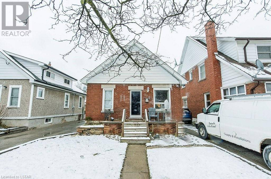 House for sale at 110 St Julien St London Ontario - MLS: 251488