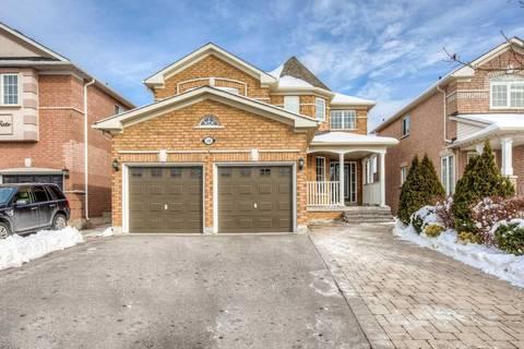 House for sale at 110 Vintage Gt Brampton Ontario - MLS: W4674281