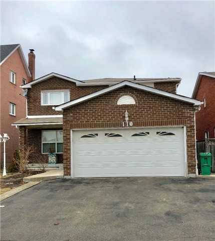 For Rent: 110 Wexford Road, Brampton, ON | 3 Bed, 4 Bath House for $2,400. See 14 photos!