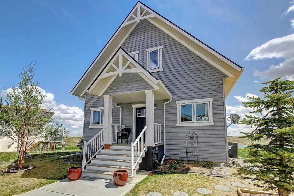 House for sale at 110 White Pelican Wy Mcgregor Lake, Rural Vulcan County Alberta - MLS: C4245082