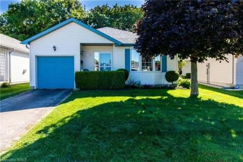 House for sale at 110 Wilson Ave Tillsonburg Ontario - MLS: 40007774